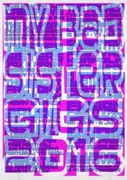 MBS Tour Poster Design #1