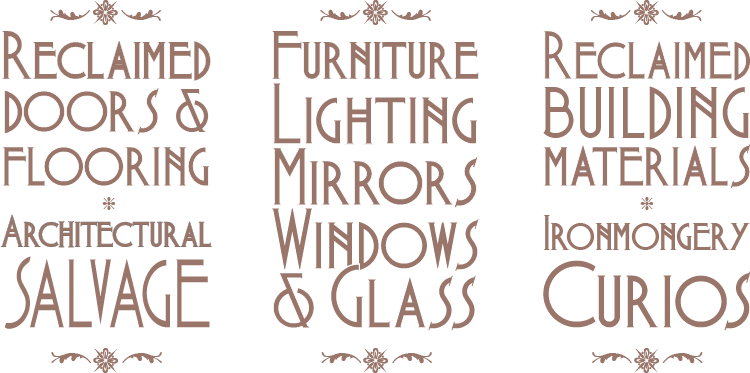 Window-Typography
