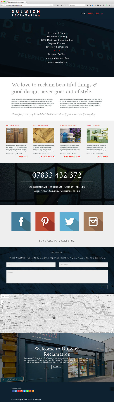 dulwich-reclamation-website